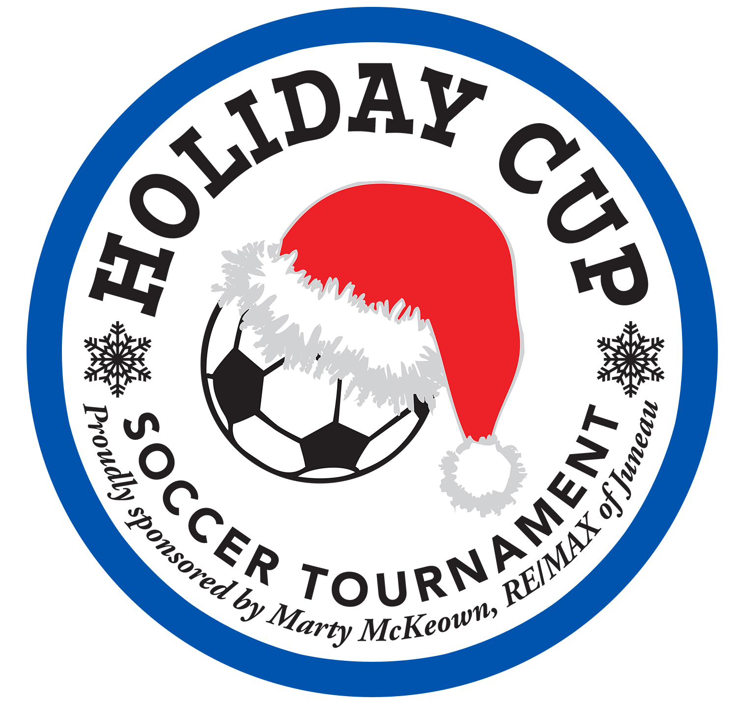 Juneau Holiday Cup Logo